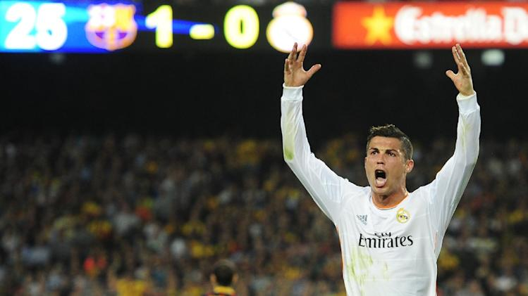 Madrid asks Blatter to apologize to Ronaldo