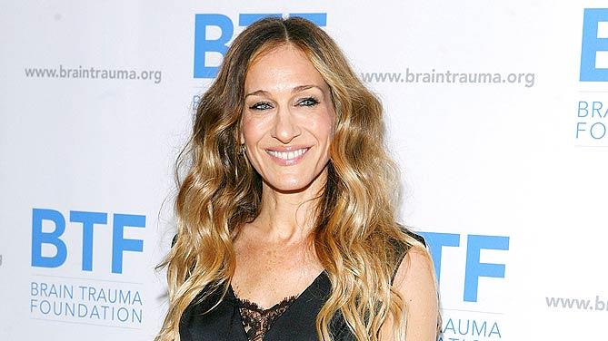 Sarah Jessica Parker Brain Trauma Foundation