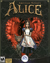 Lead Generation And Derivative Works image American McGee Alice cover