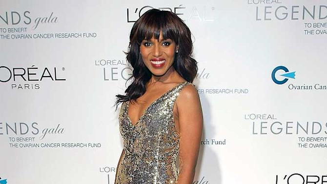 Washington Kerry Loreal Gala