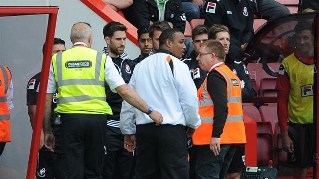 Championship - Ince stunned by five-game ban