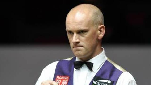 Snooker - Ebdon fails to reach World Championship