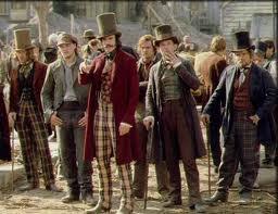 Miramax & Martin Scorsese Developing 'Gangs Of New York' TV Series