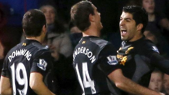 Premier League - Liverpool breeze past dismal QPR