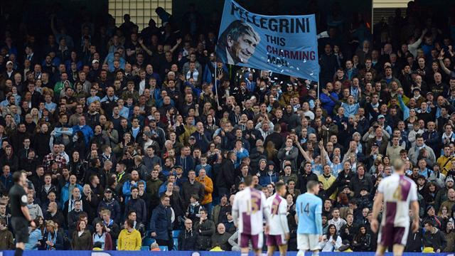 Premier League - Pellegrini 'expects' to win title