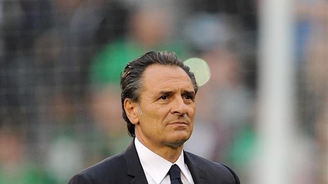 World Cup - My tactics worked says Prandelli after Italy sink England