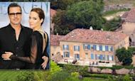 Jolie And Pitt Marry In Secret French Wedding