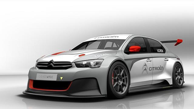 WTCC - Citroen picks C-Elysee for 2014 campaign