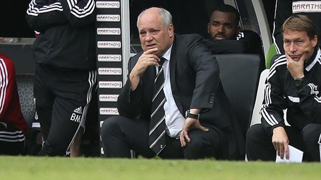Premier League - Jol not concerned about Fulham future