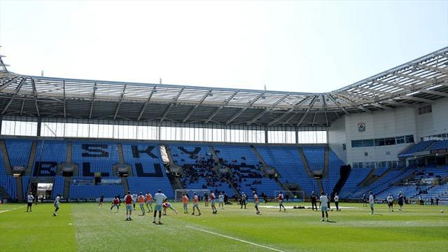League One - Ricoh Arena owners hit out at Football League