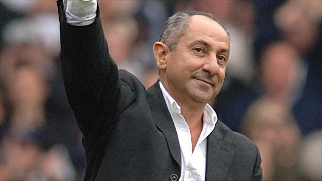 Football - Spurs legend Ardiles hospitalised after Falkland Islands car crash