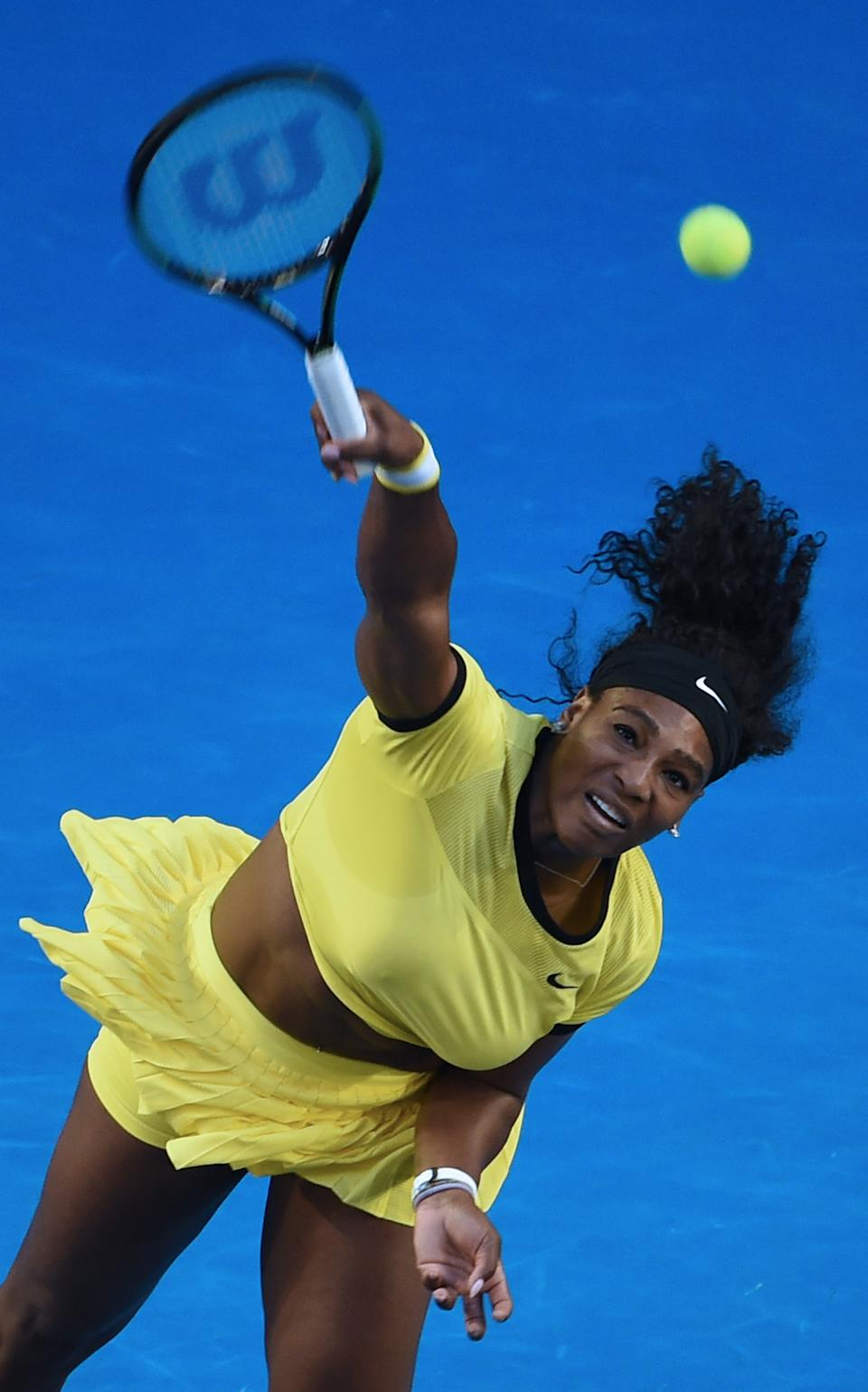 Tennis - 'I'm not a robot', says Serena after shock defeat