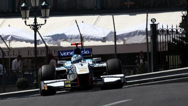 GP2 - Cecotto penalised for blocking Bird