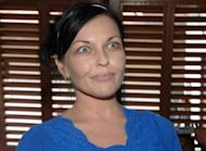Australian drug trafficker Schapelle Corby at Kerobokan prison in Indonesia in 2008. Canberra and Jakarta denied Wednesday doing a deal to have five years shaved off Corby's sentence in exchange for the release of Indonesian people-smugglers