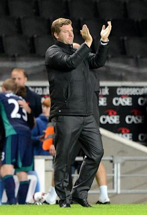 Karl Robinson has applauded MK Dons' form over the last month