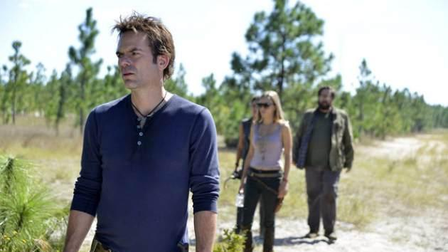 Billy Burke as Miles Matheson in NBC's 'Revolution,' Season 1 -- NBC