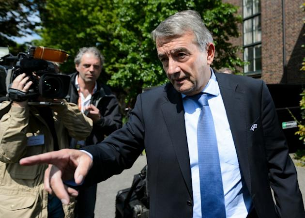 Germany's Wolfgang Niersbach, a UEFA executive and FIFA Council member, has been banned for one year from all football-related activities