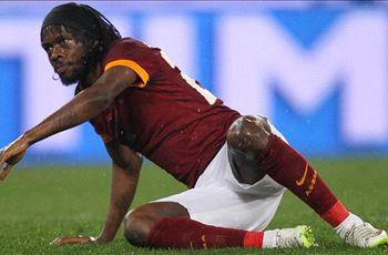 Roma hit by Gervinho hamstring blow