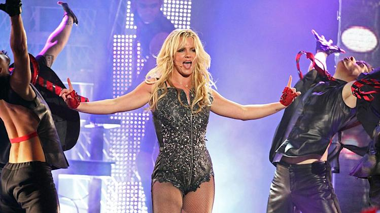 Britney Spears Jimmy Kimmel Show