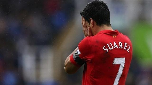 Premier League - Suarez considering 'change of environment'