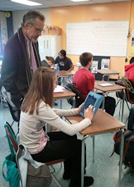 Technology and Social Media in the Classroom are the New Way to Learn image 8227919556 df4bd7eba81