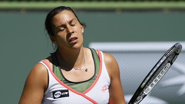 Tennis - Top seed Bartoli ousted in Estoril opener