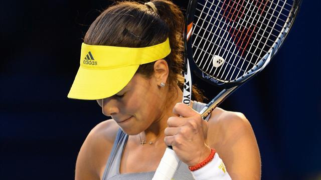 Tennis - Ivanovic wins Linz opener