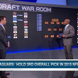 NFL Network's Curtis Conway's Mock Draft 1.0