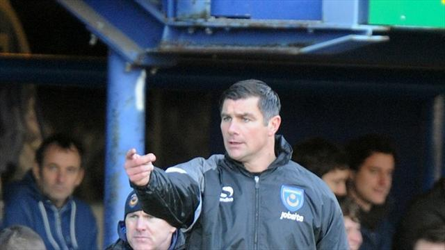 League Two - Portsmouth slip closer to trap door