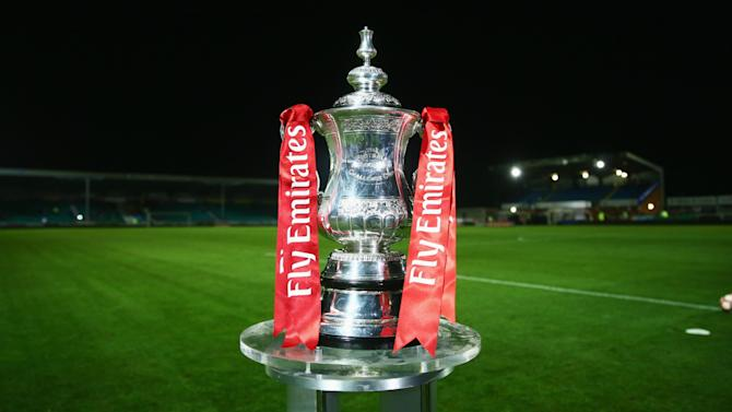FA Cup third-round draw: Man Utd host Reading, Man City travel to West Ham