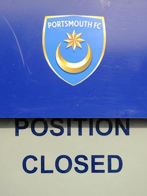 Portsmouth could fold unless more of their squad can be sold off