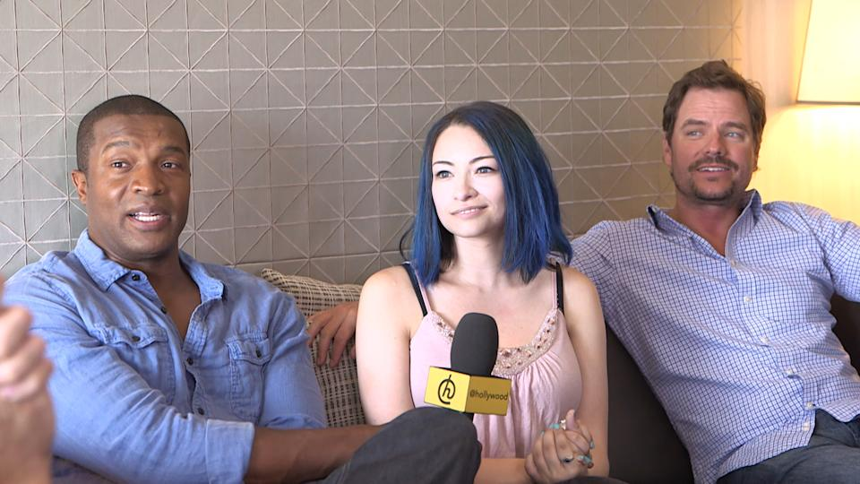 Dark Matter Interview at Comic Con 2015