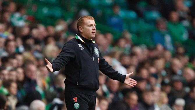 Neil Lennon is refusing to panic after Celtic's domestic dip in form