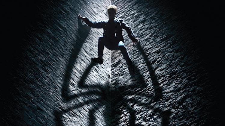 Best and Worst Movie Posters 2012 The Amazing Spider-Man