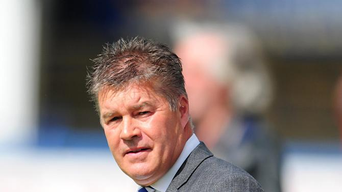 Chris Turner believes confidence will be key for Hartlepool to climb the table