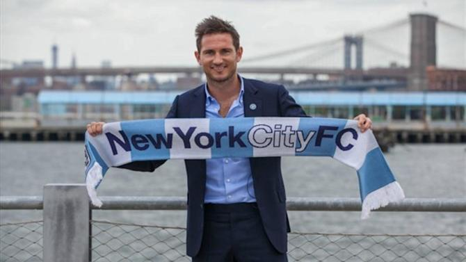 Champions League - Lampard in Manchester City's 21-man squad