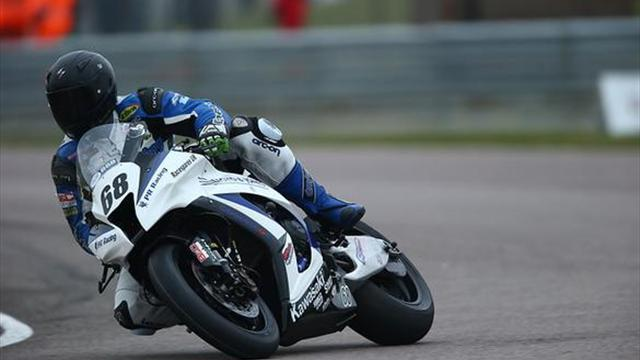 Superbikes - Thruxton BSB: All Sunday's race times