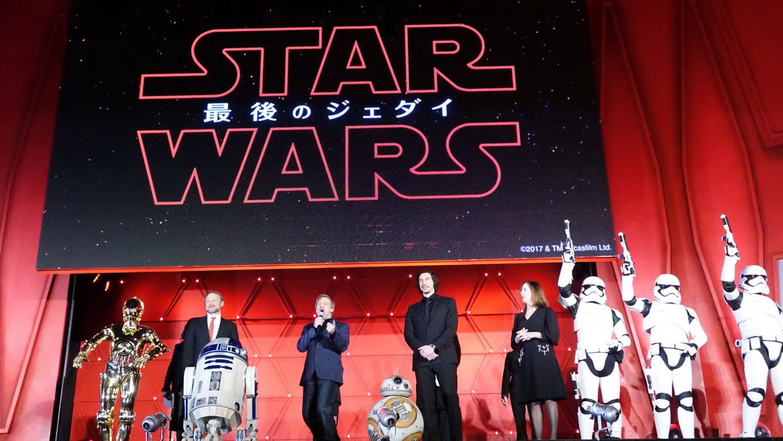 <p>作為《Star Wars》系列電影中的招牌符碼之一,帝國暴風兵自然也不能在這場盛會上缺席。 </p>