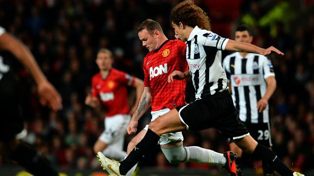 Newcastle v Manchester United: LIVE
