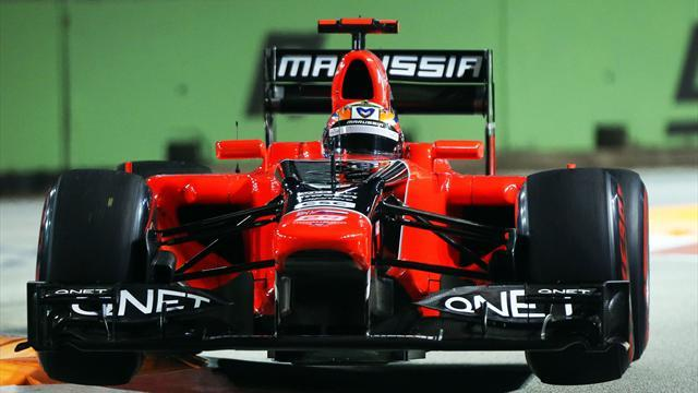 Formula 1 - Marussia sure 2014 costs not impossible