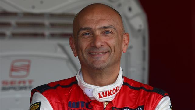 Tarquini's shows pace at second Sonoma practice