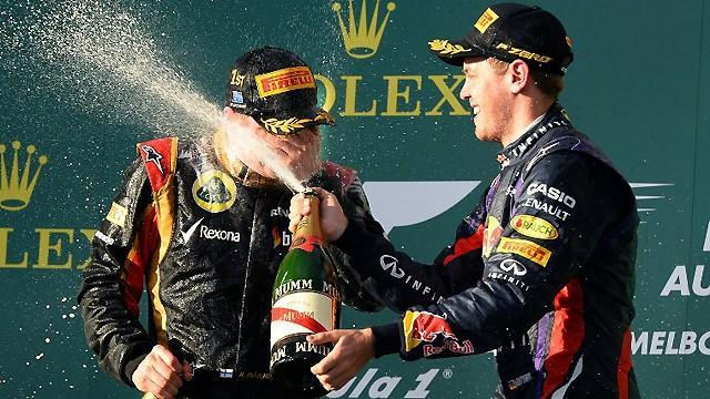 Australian Grand Prix - Flawless Raikkonen wins in Melbourne