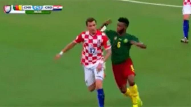 World Cup - Cameroon's Song banned for three matches