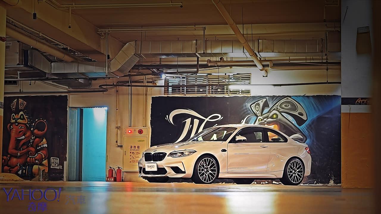 【新車圖輯】殺招凌厲的彎道武者!2019 BMW M2 Competition試駕
