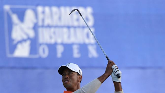 Farmers Insurance Open - Round 1
