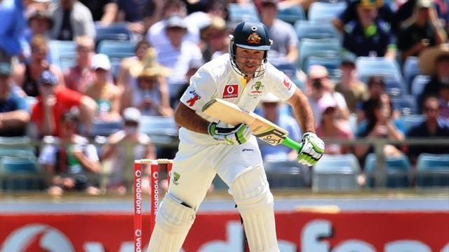 Cricket - Ponting's career ends in series defeat