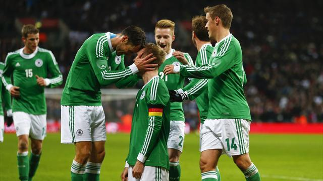 World Cup - Germany to wrap up preparation against Armenia