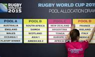 England Draw Australia And Wales In 2015 World Cup