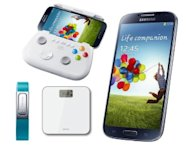 Accessories to Accompany the Samsung Galaxy S4 image Accessories for Samsung Galaxy S4 300x240