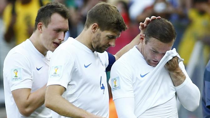 World Cup - RIP England - the English papers' reaction